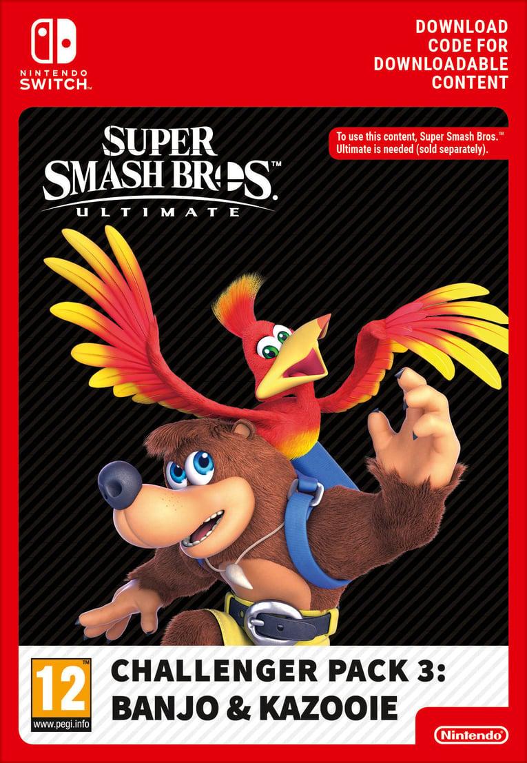 Imagen de Super Smash Bros Ultimate: Banjo & Kazooki EU Nintendo Switch