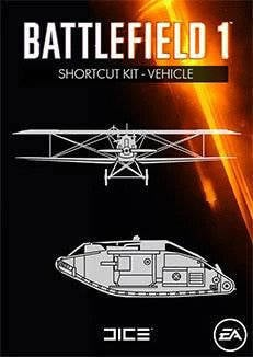 Battlefield 1: Shortcut Kit - Vehicle Bundle
