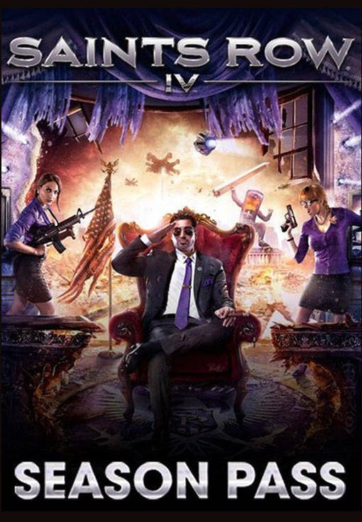 Saints Row IV - Season Pass