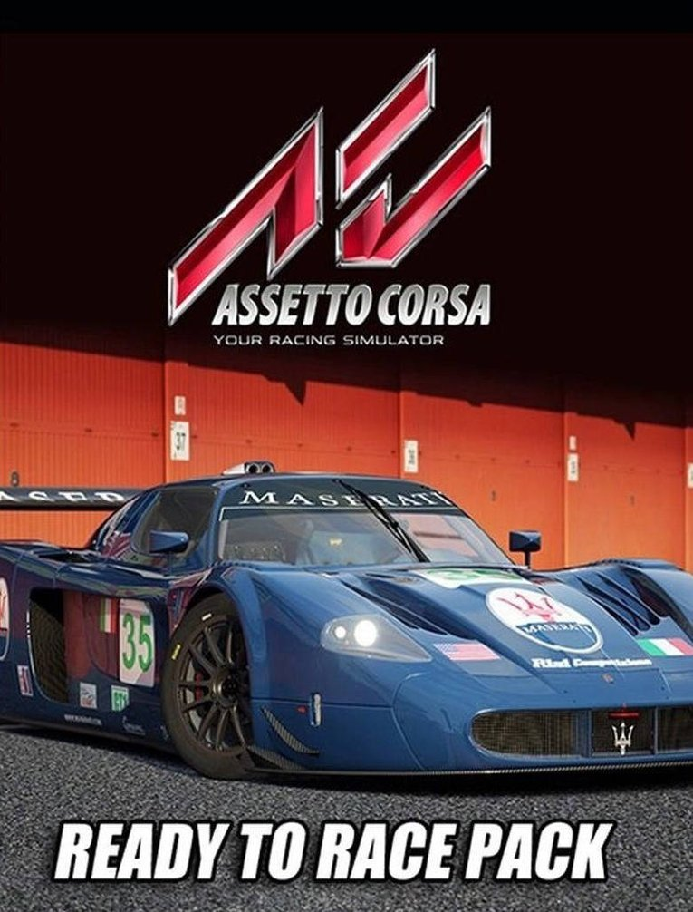Assetto Corsa - Ready To Race Pack