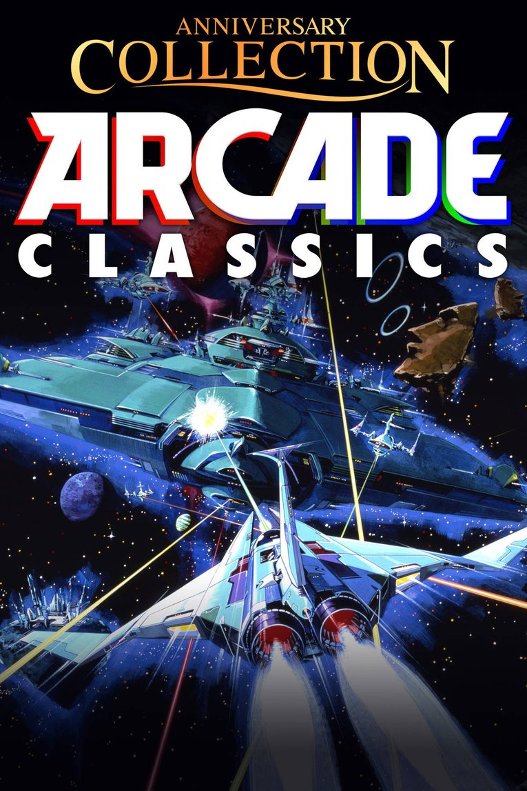 Arcade Classics Anniversary Collection