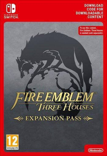 Obrazek Fire Emblem Three Houses - Expansion Pass EU Nintendo Switch