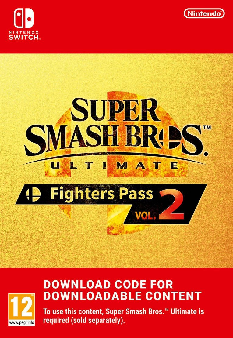 Imagen de Super Smash Bros. Ultimate: Fighters Pass Vol. 2 EU Nintendo Switch
