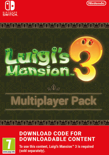 Obrazek Luigi's Mansion 3 Multiplayer Pack EU Nintendo Switch