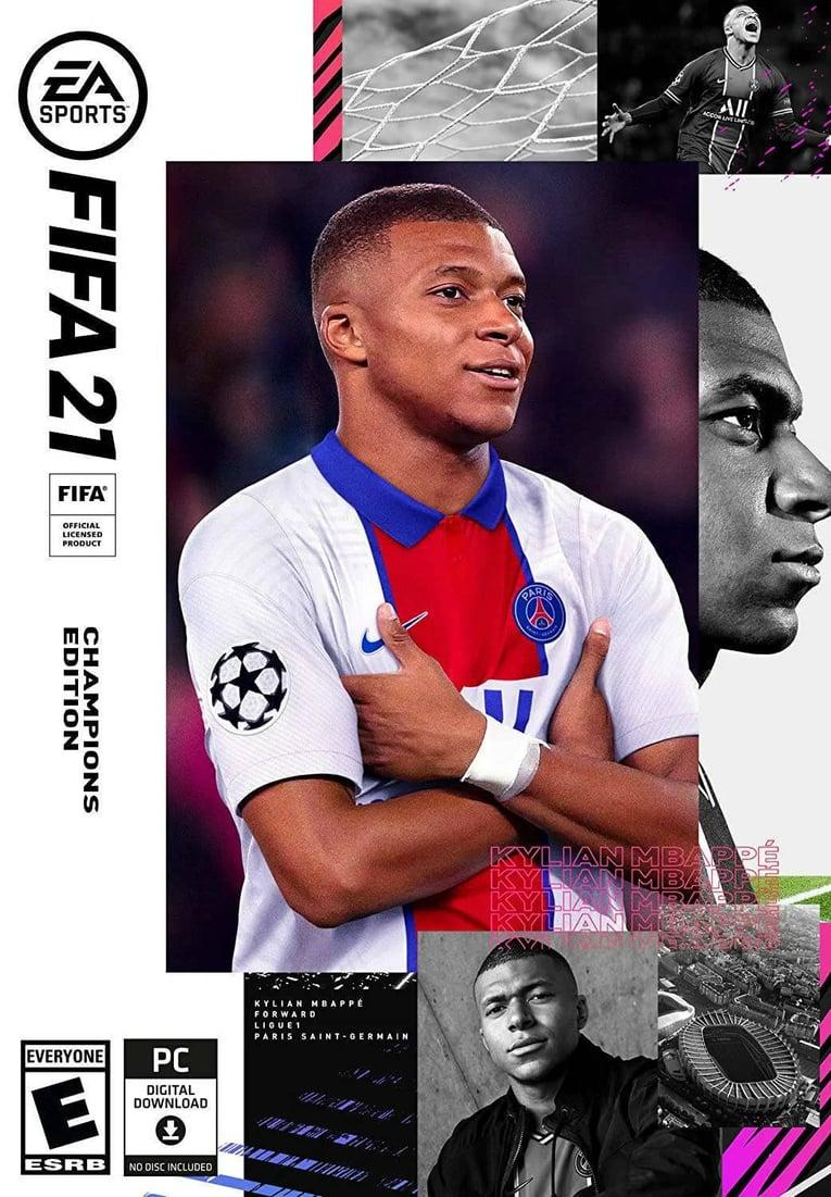 FIFA 21 Champions Edition resmi