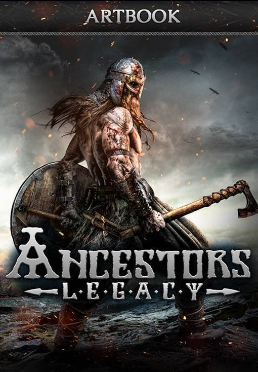 Ancestors Legacy: Digital Artbook