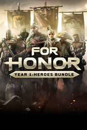 Bild von FOR HONOR YEAR 1 : HEROES BUNDLE