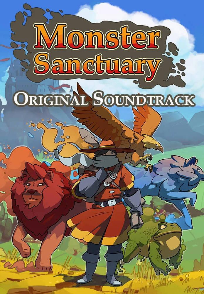 Monster Sanctuary - Soundtrack resmi