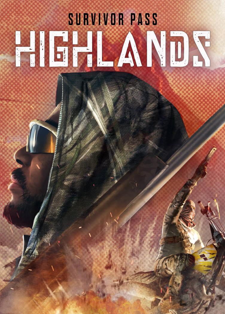 PLAYERUNKNOWN'S BATTLEGROUNDS - Survivor Pass: Highlands resmi