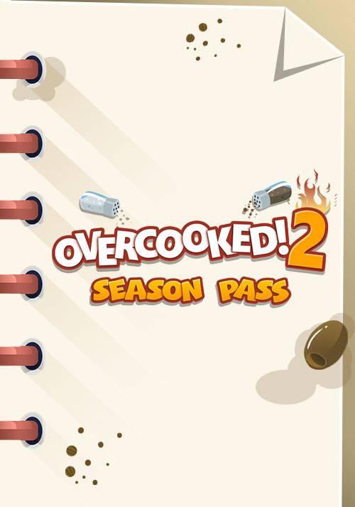 Overcooked! 2 Season Pass