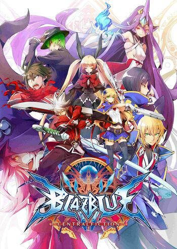 Picture of Blazblue Centralfiction